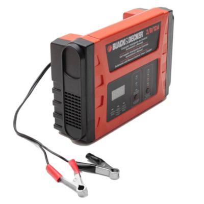 Cargador de baterías para auto 12 v