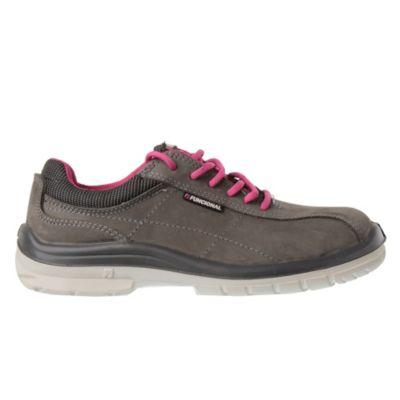 Zapatillas de seguridad Bali gris
