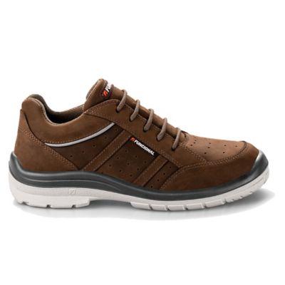 Zapatilla de seguridad Horizon marrón n° 41