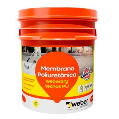 Membrana líquida ceresita blanco 10 kg