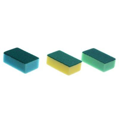 Esponja de colores x 3 u