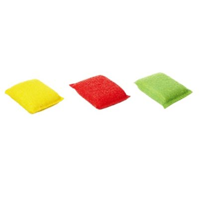 Paños de colores x 3 u