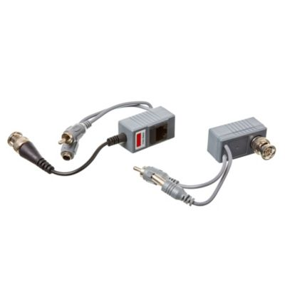 Cable video/ audio / power balun