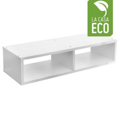 Módulo complementario blanco 80 x 18 cm