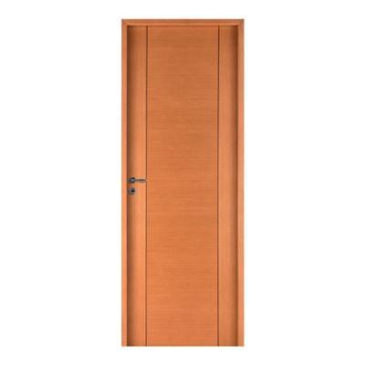 Puerta de interior Tempo mogno 70 cm derecha