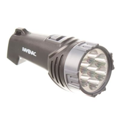 Linterna 7 LED recargable