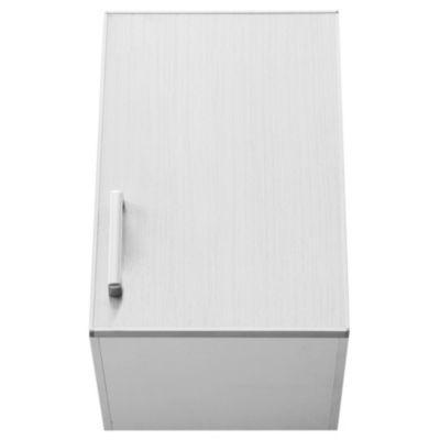 Alacena Lugano 40 x 62.5 cm roble blanco aluminio