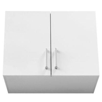 Alacena Lugano80 x 62.5 cm blanco PVC