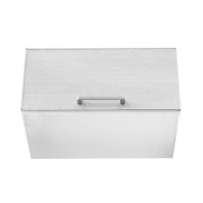 Alacena Lugano 60 x 31 cm roble blanco aluminio