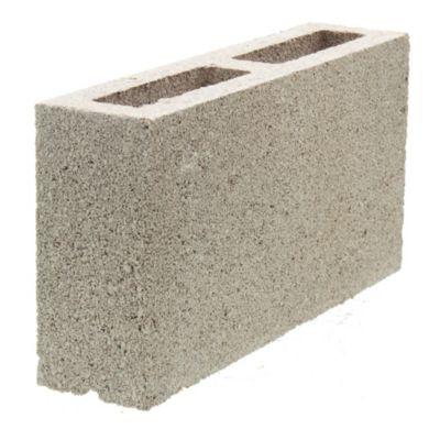 Bloque de hormigón liso para muro 10 cm