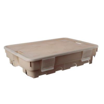 Caja rollerbox bajocama con ruedas 90 x 60 cm