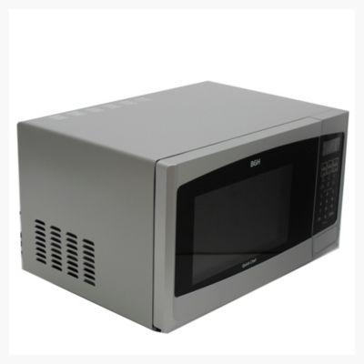 Microondas B223D 23 L 800 W con grill plateado y negro