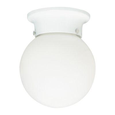Plafón globo vidrio 15 cm