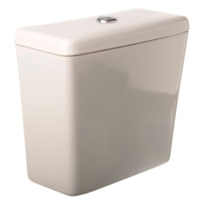 Depósito de inodoro de apoyo Italiana Capea blanco