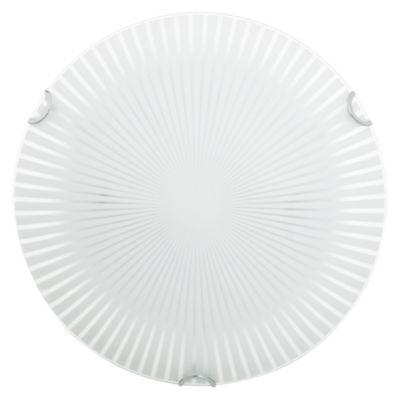 Plafón ray 30 cm 2 luces E27