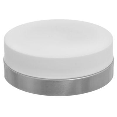 Plafón mog blanco 23 x 8.5 cm 1 luz E27
