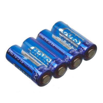 Batería a23 por 4 u