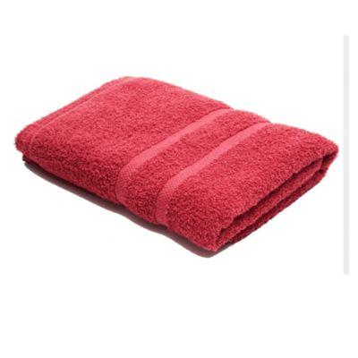 Toallón 500 g rojo hindú