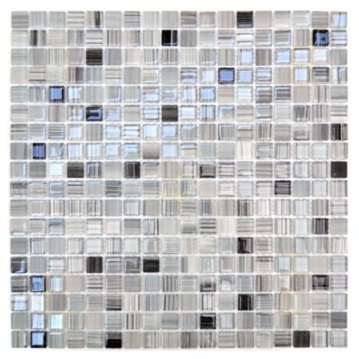 Malla mosaico 30 x 30 cm belize grey