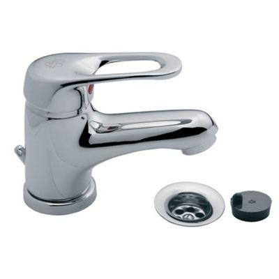 Grifería arizona monocomando para lavamanos