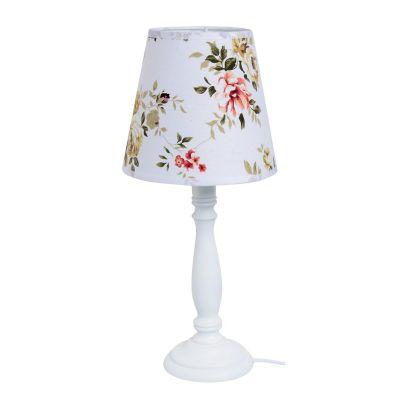 Lámpara de mesa Clasic ceram flor