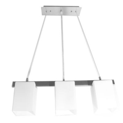 Colgante Clasic cubo 3 luces E27