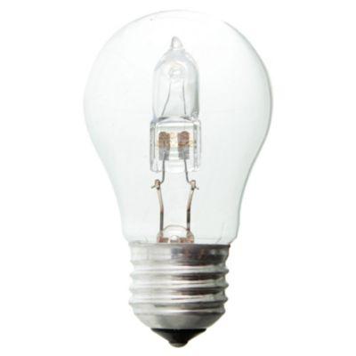 Lámpara halógena clara 53 w E27 box