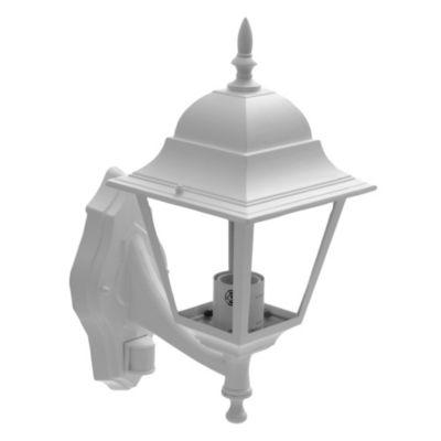 Farol aluminio superior grande 1 luz E 27