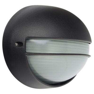 Tortuga de aluminio oval raya negro