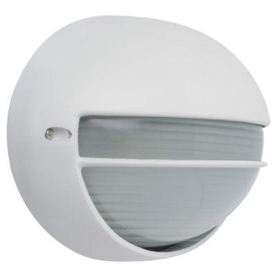 Tortuga de aluminio oval raya blanco