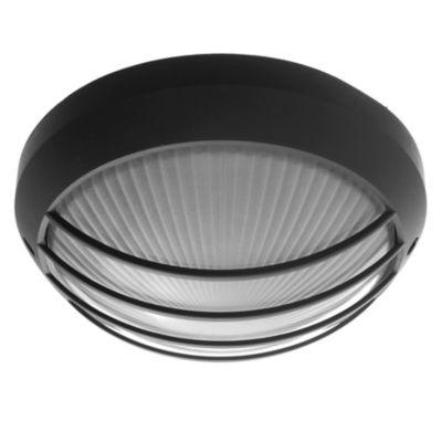 Tortuga redonda aluminio pro grande negro
