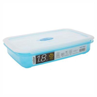 Caja para alimento con válvula 1800 cc