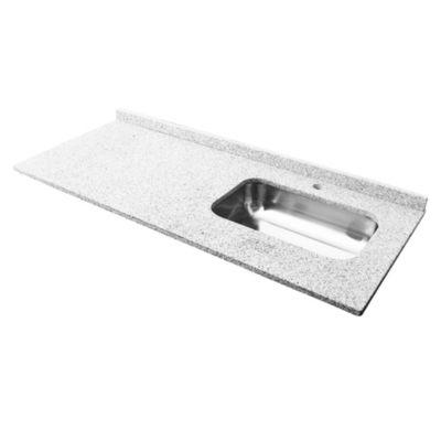 Mesada granito gris mara 140 x 60 cm