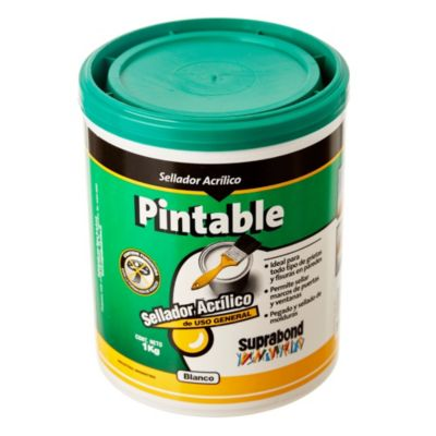 Sellador pintable 1 kg