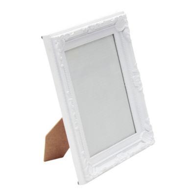 Portaretrato 15 x 21 cm blanco / negro