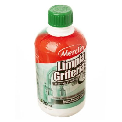 Limpia griferías gel 500 ml