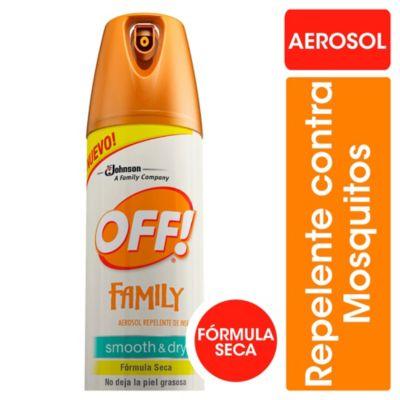 Off Smooth & Dry seco aerosol