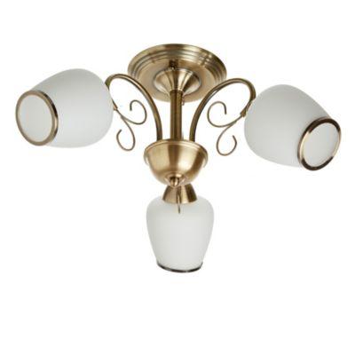 Lámpara colgante Mililla 3 luces