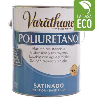 Poliuretano para maderas satinado 3,785 L