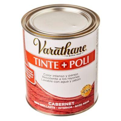 Tinta + poliuretano cabernet 0,946 L