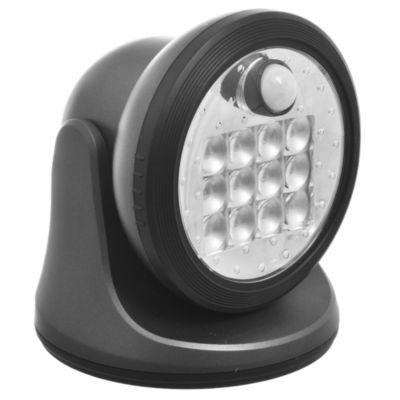 Farol 12 LED Carbón