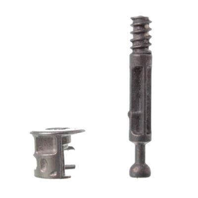 Minifix para placa 15 mm 4 u