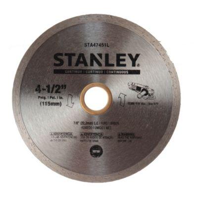 Disco diamantado 4 1/2 continuo