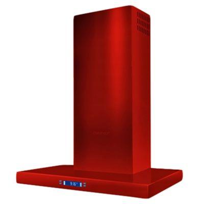 Campana de cocina Premium 60 LCD Red