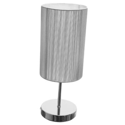 Lámpara de mesa Master plata