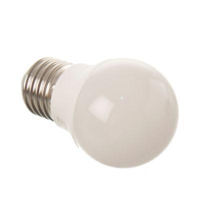 Lámpara LED gota 4 w cálida E 27