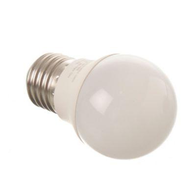 Lámpara LED gota 4 w fría E 27