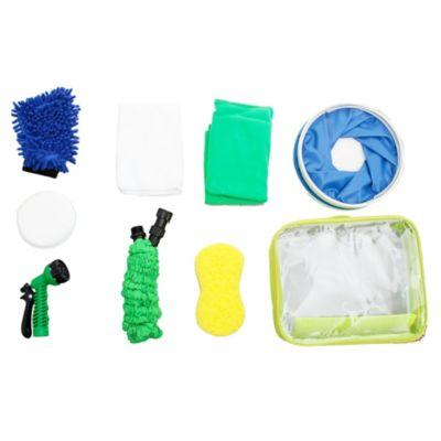 Set limpieza balde y manguera