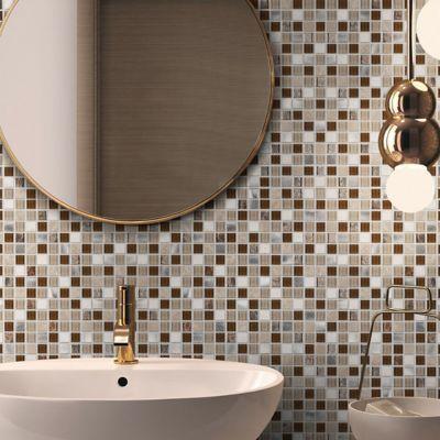 Malla mosaico 30 x 30 cm doha