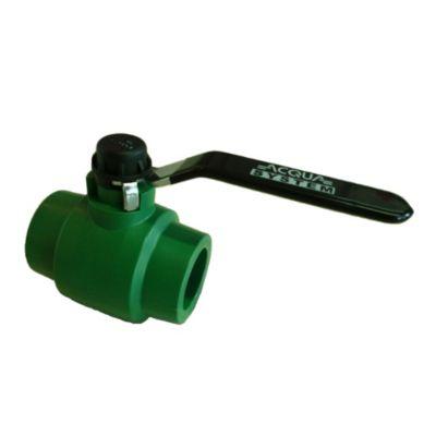 Válvula esférica hh 25 mm con manija